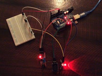 Arduino Sensors! (LED/Buzzer/Touch Sensor)