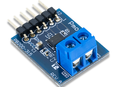 Using the Pmod TC1 with Arduino Uno