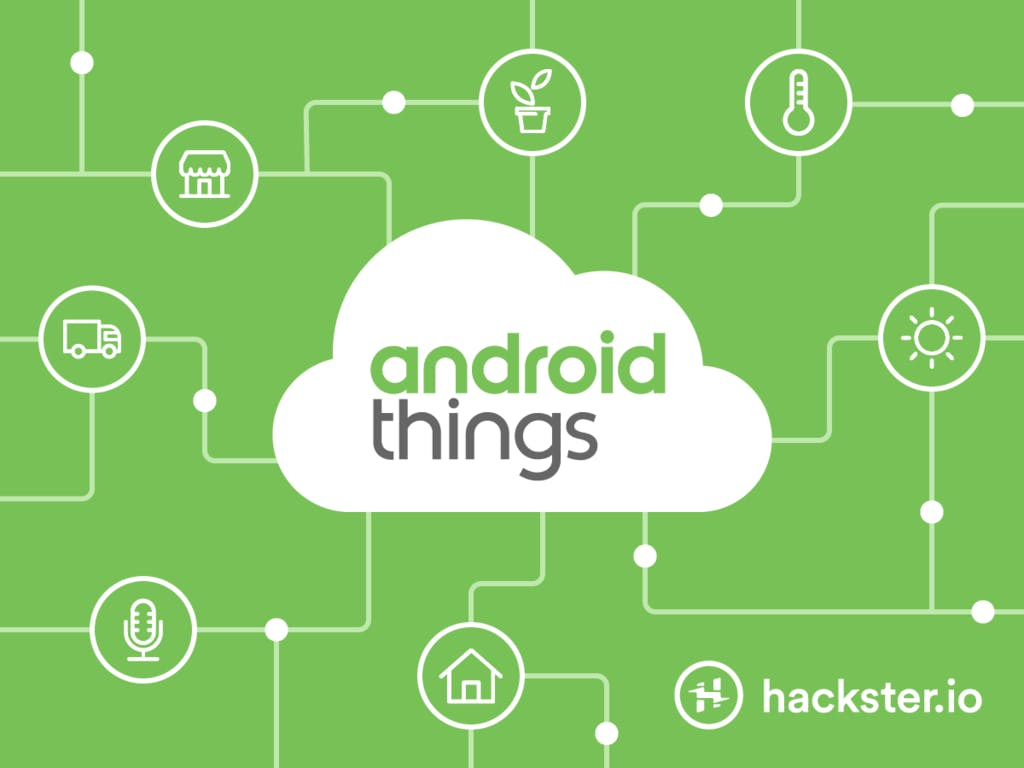 Getting Started in Android Things with Raspberry Pi