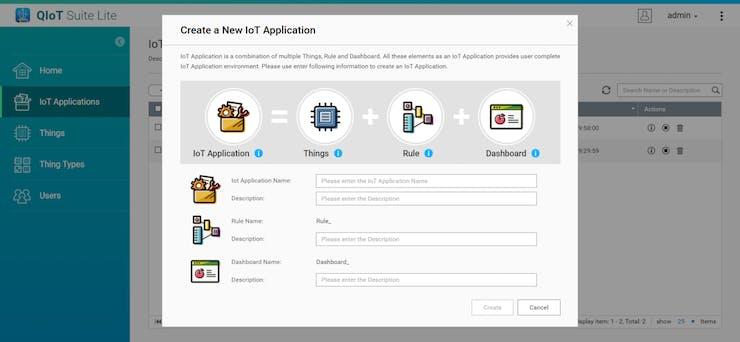 Connect Arduino Yun to QNAP NAS via QIoT Suite Lite - Hackster io
