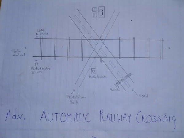 Advance Automatic Railway Crossing System - Arduino Project Hub