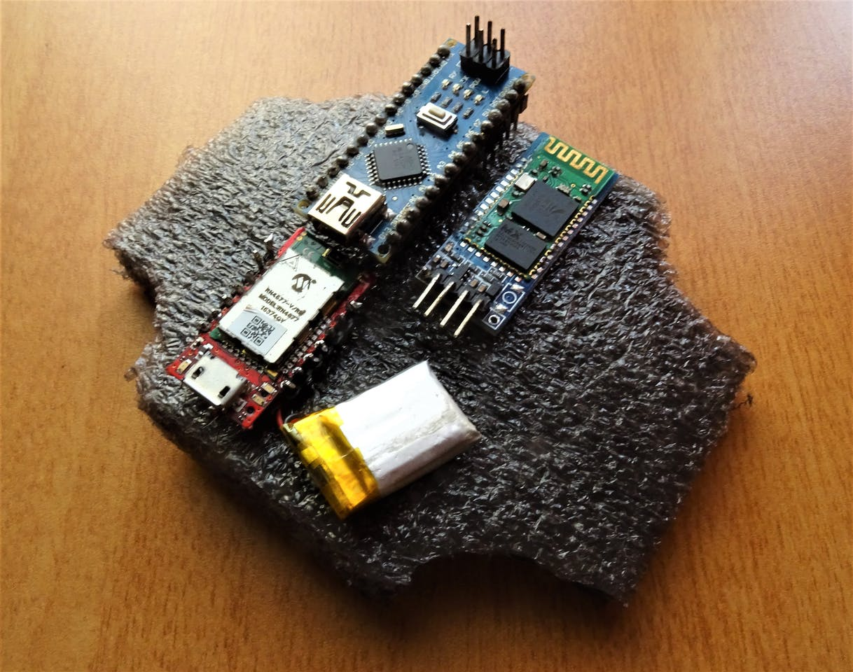 Health Band A Smart Assistant For The Elderly Project 82 Breadboard Operational Amplifier Circuit