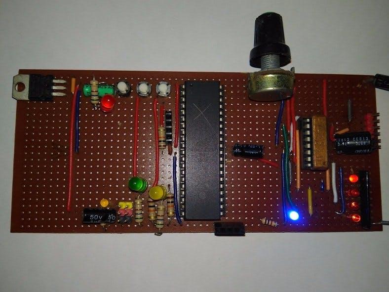 DC Motors Controller Board