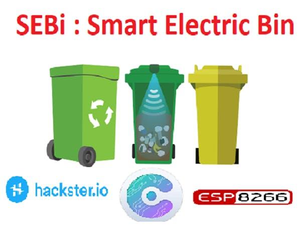 SEBi: Smart Electric Bin
