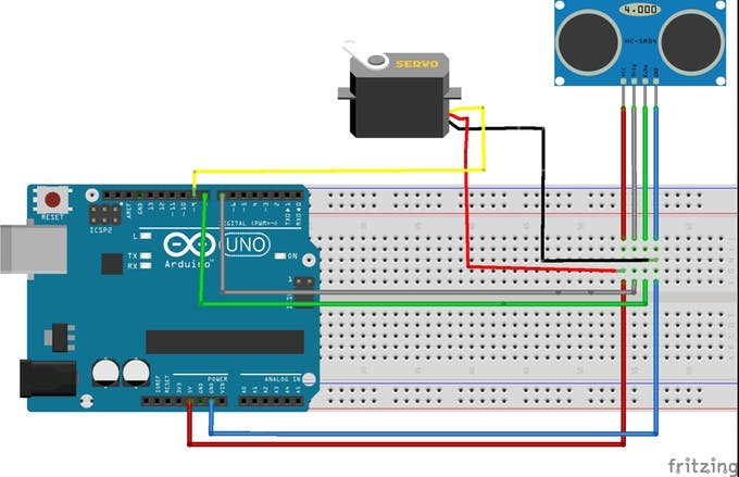 Iot Based Dumpster Monitoring System Using Arduino Esp8266