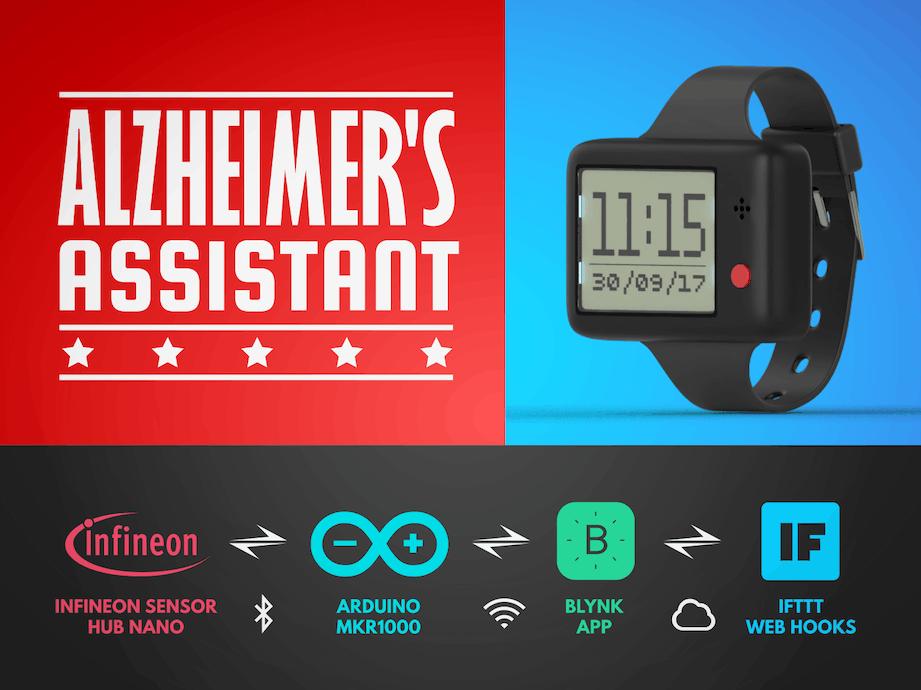 Alzheimer's Assistant - Hackster io