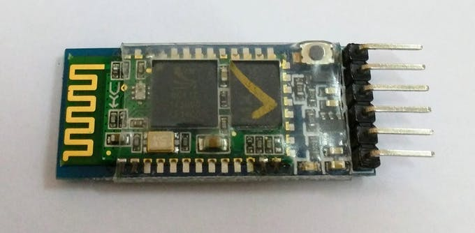My HC-05 module, purchased from eBay