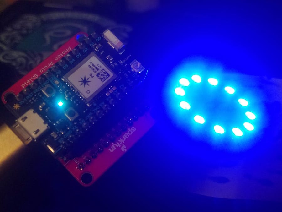 Full Alexa Home Automation for the Particle + Skill