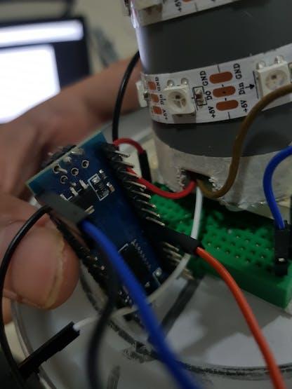 Arduino Audio Reactive Desk Light - Hackster io