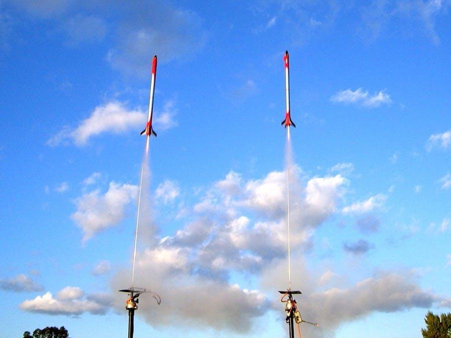 SMRT: Sensor-Based Model Rocket Telemetry 🚀📈 - Hackster io