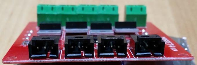 MOSFET4 inputs