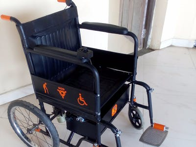 Smart Overseer for Disabled