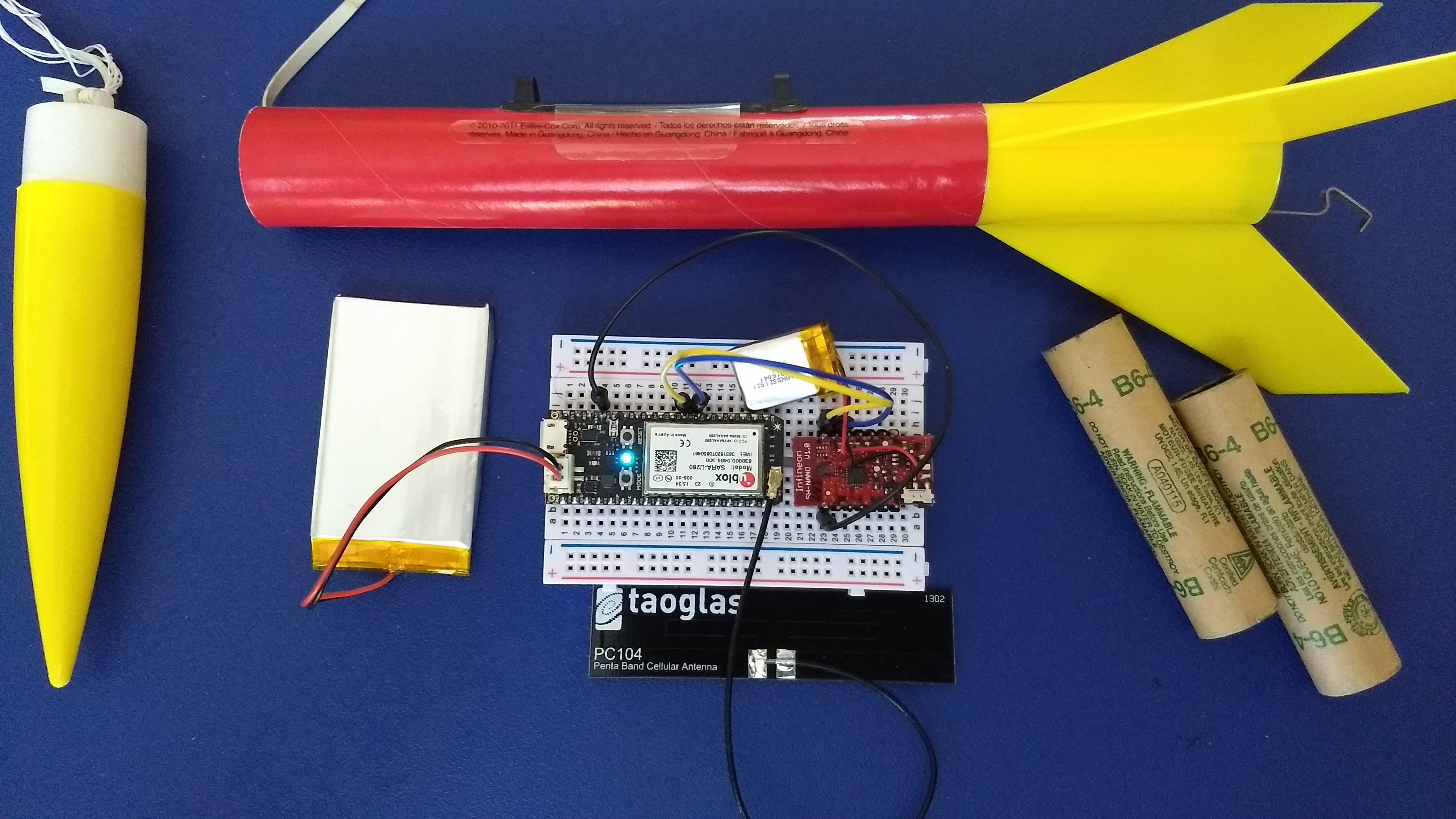 Initial SMRT prototype