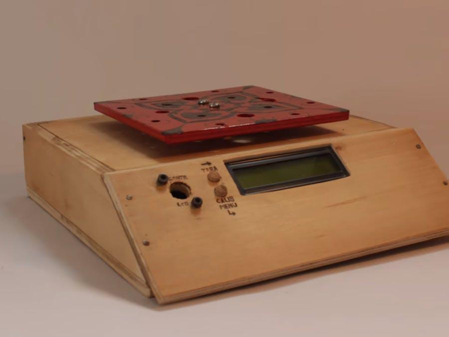 Arduino UNO High Precision Counting Scale