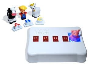 The BecDot Braille Educational Toy