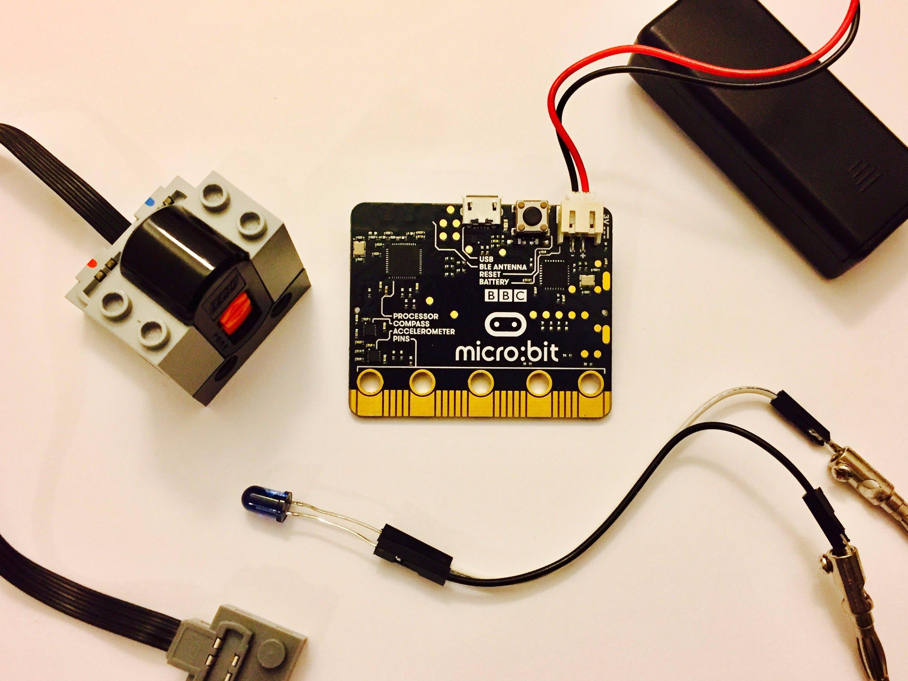 Lego® Power Functions IR Sender For Micro:bit