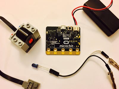 Lego® Power Functions IR Sender For Micro:bit