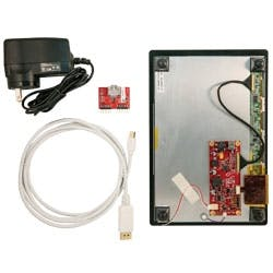 MicroZed 10-inch Touch Display Kit