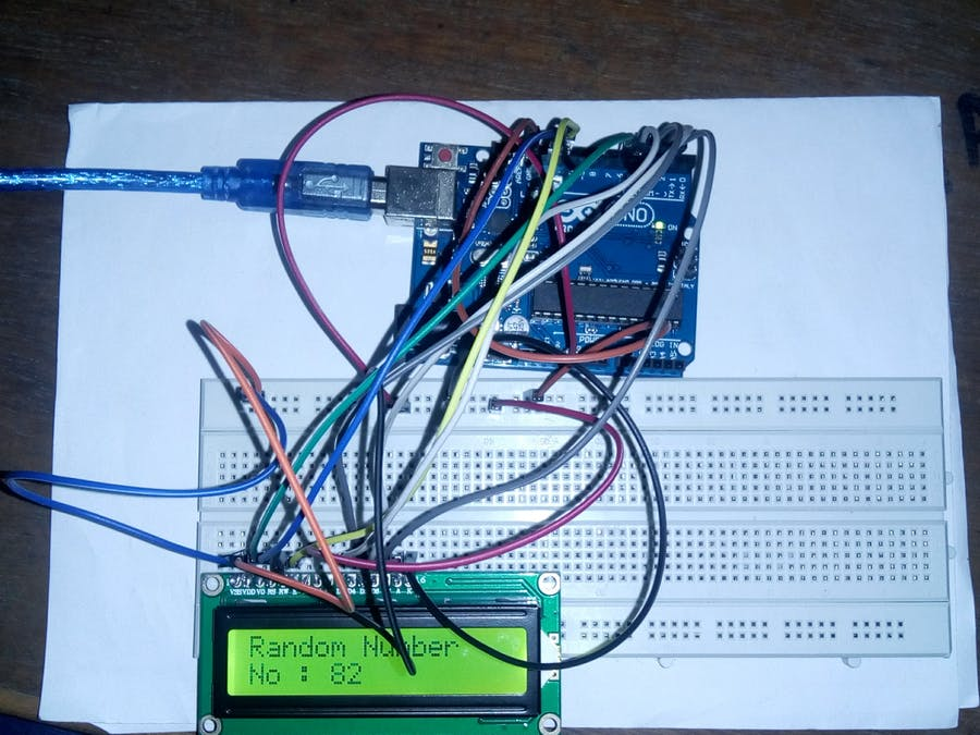 Number Guessing System With Arduino - Hackster.io