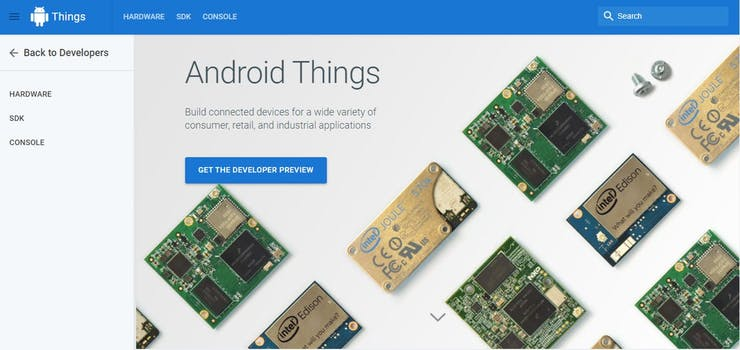 Getting Started With Android Things + Xamarin Forms - Hackster io