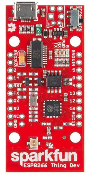 ESP8266 Thing Dev Board by Sparkfun