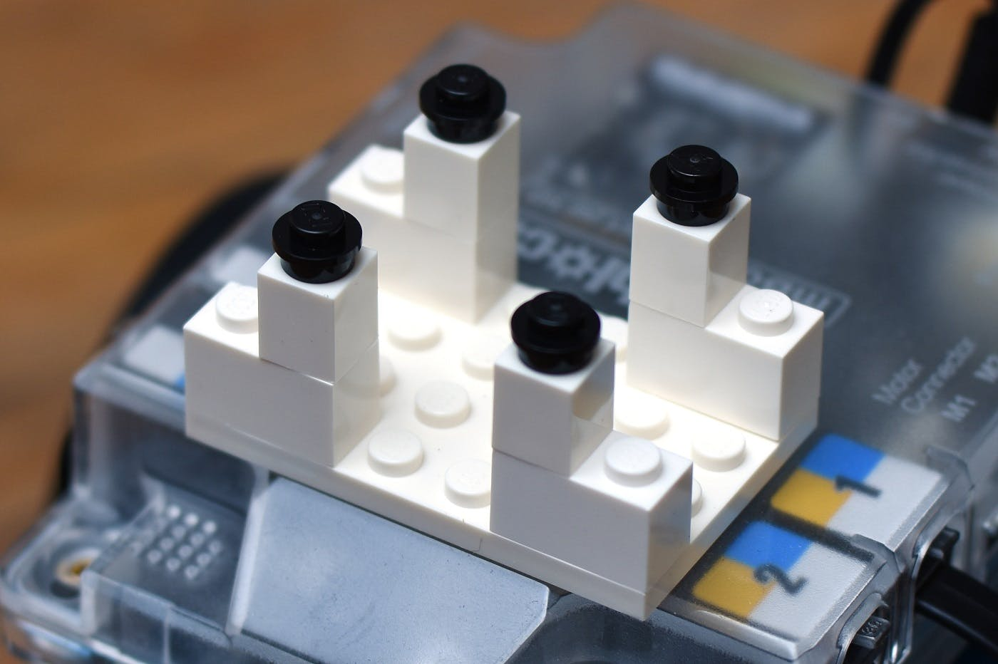 Simple Lego holder.