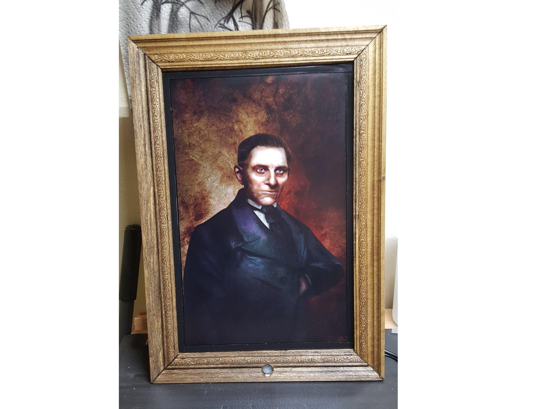 Possessed Portrait - Updated
