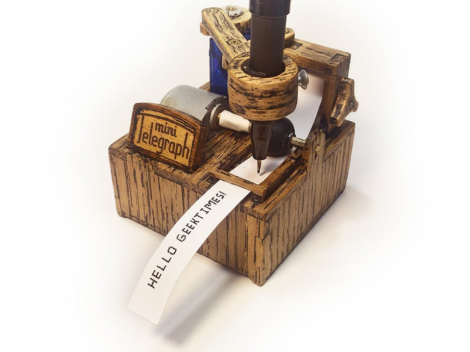 Mini Telegraph