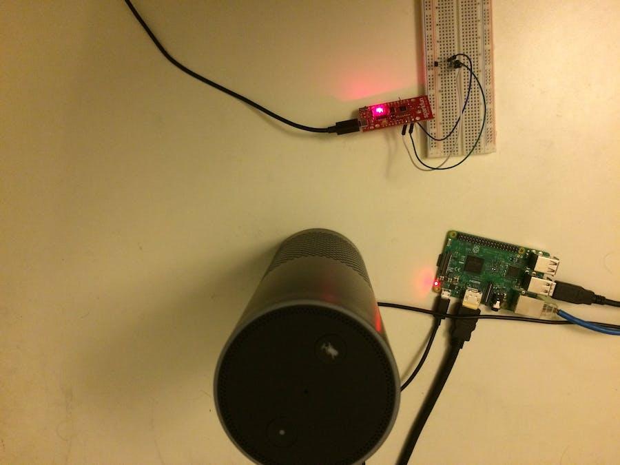 Alexa Is My Garage Door Open Arduino Project Hub
