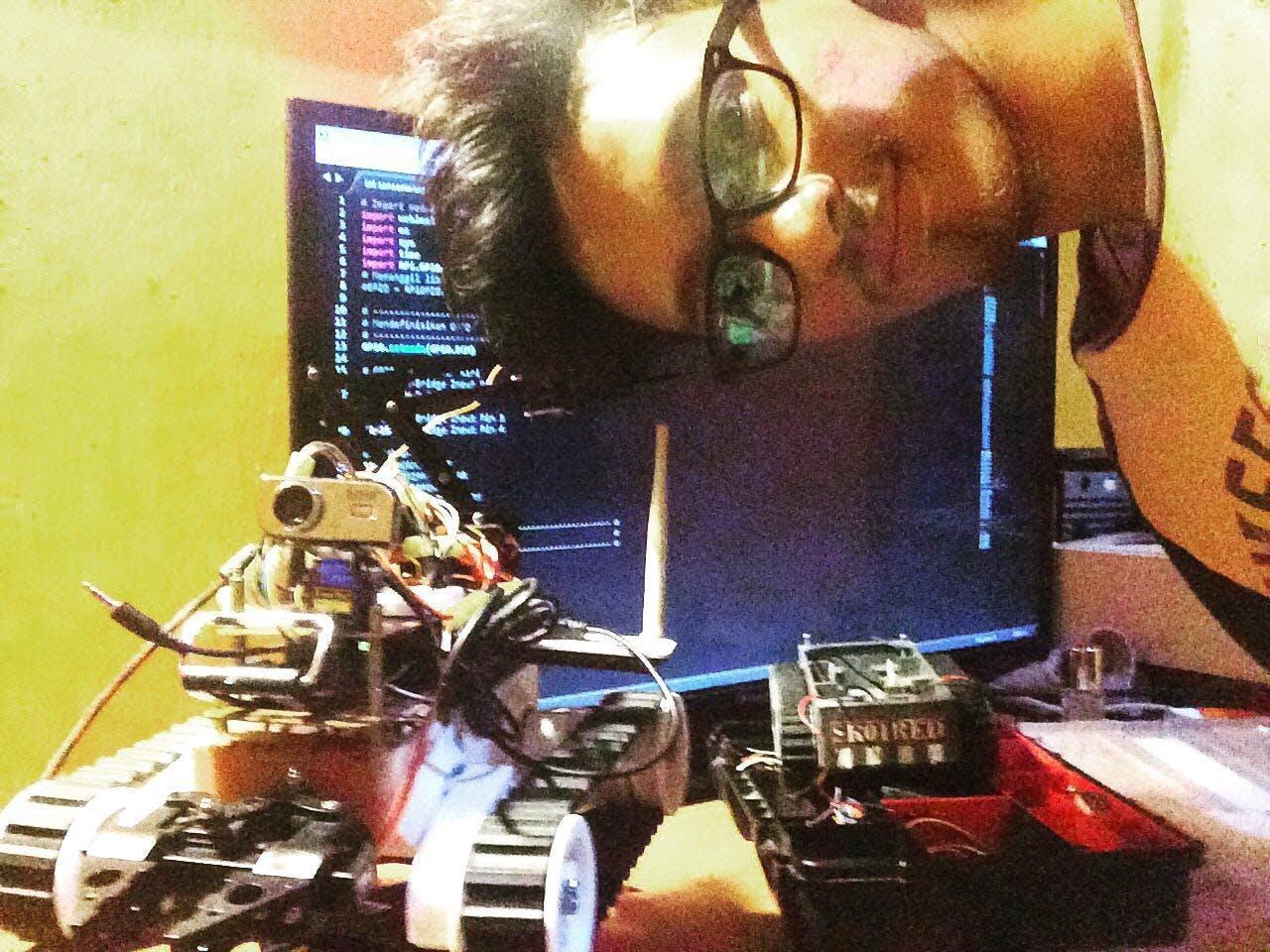 Human Assistant Robot