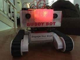 BuddyBot - First robot programming in Swift