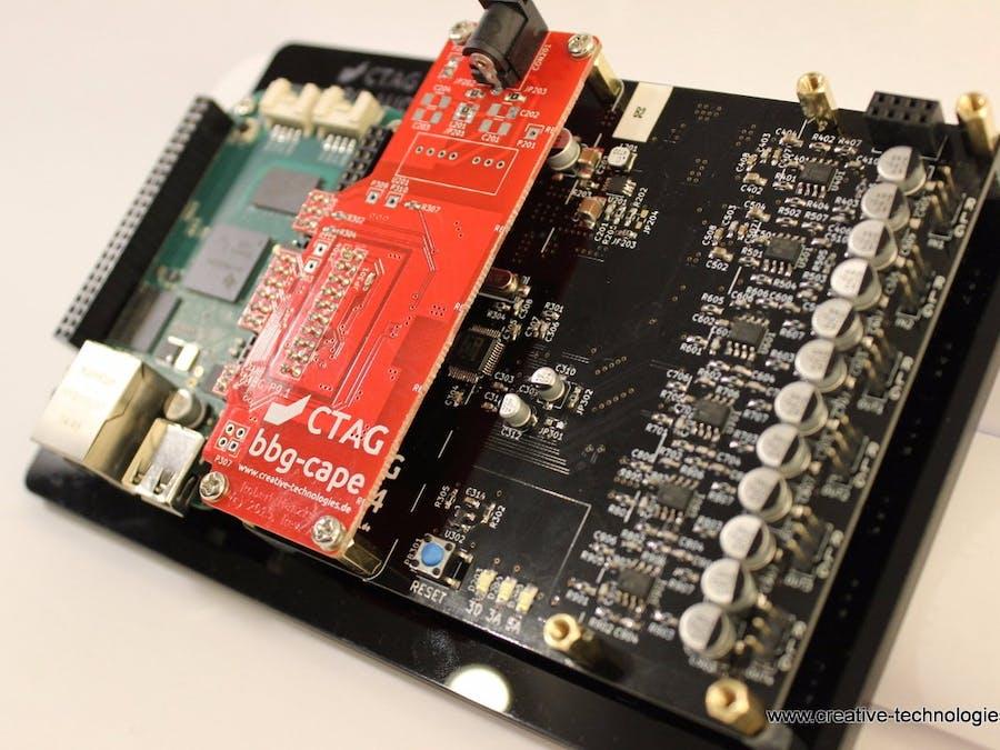 Low-Latency Multichannel Audio System