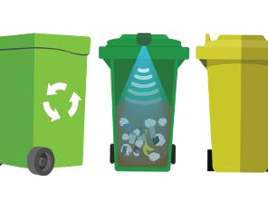 Smart City Waste Bin Management