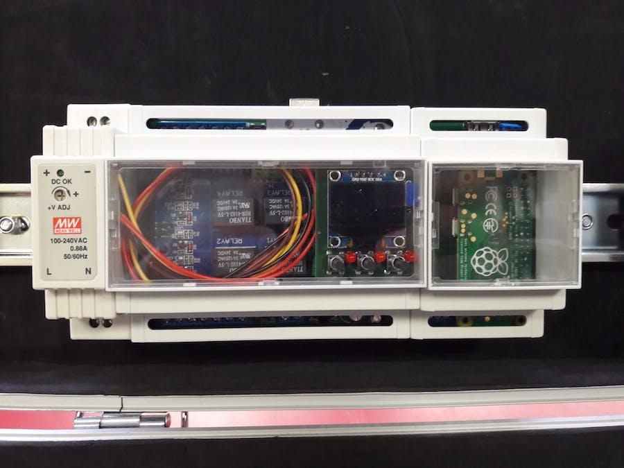 DINternet IoT Controller - Arduino Project Hub