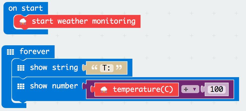 Create code like this