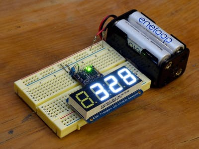 MappyDot Distance Measurement Badge