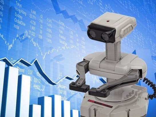 How to create a forex robot