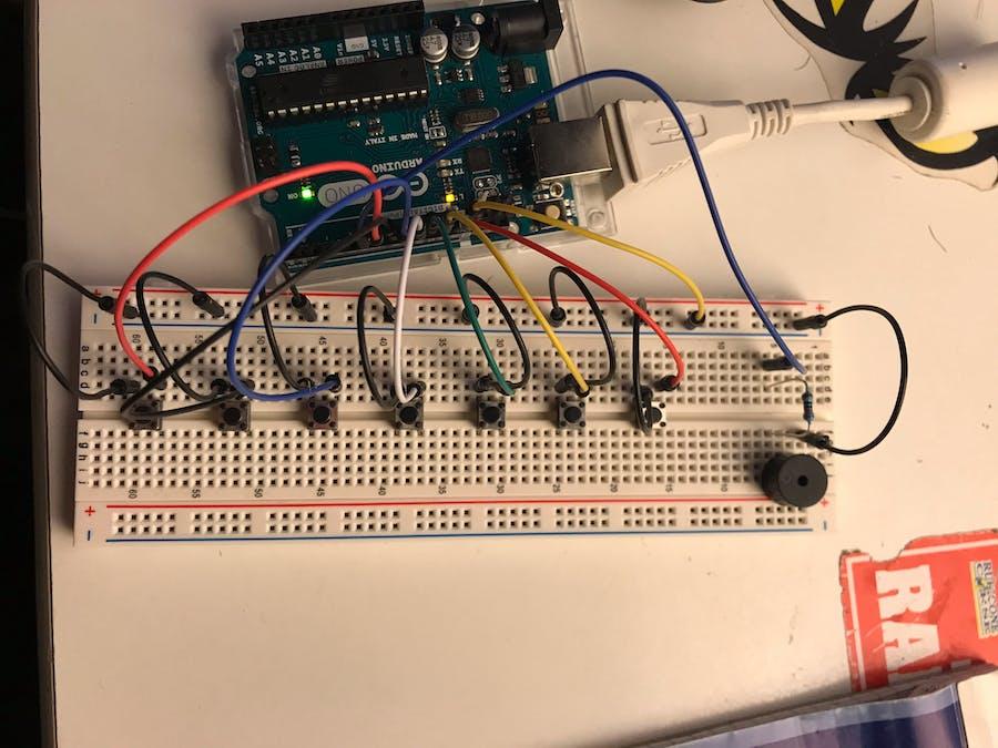 Arduino Keyboard