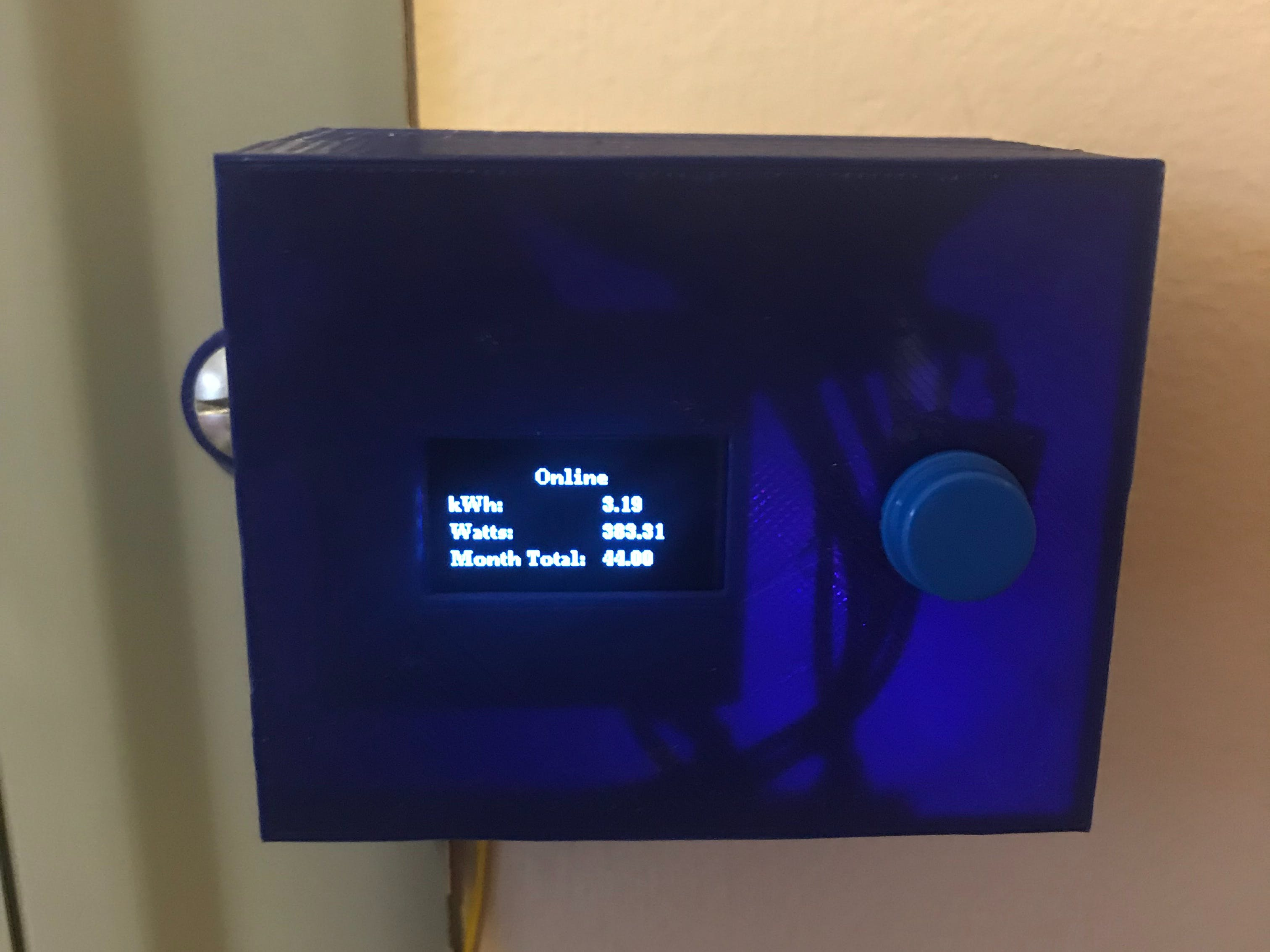 Whole Home Energy Monitor