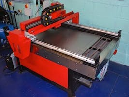Upgrading a CNC plasma cutting machine