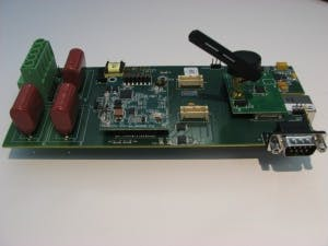 Data Concentrator Reference Design