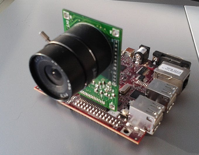 ViFFF-024 camera for Beagleboard XM