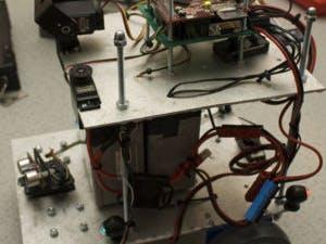 BeagleBot - Beagle powered robot