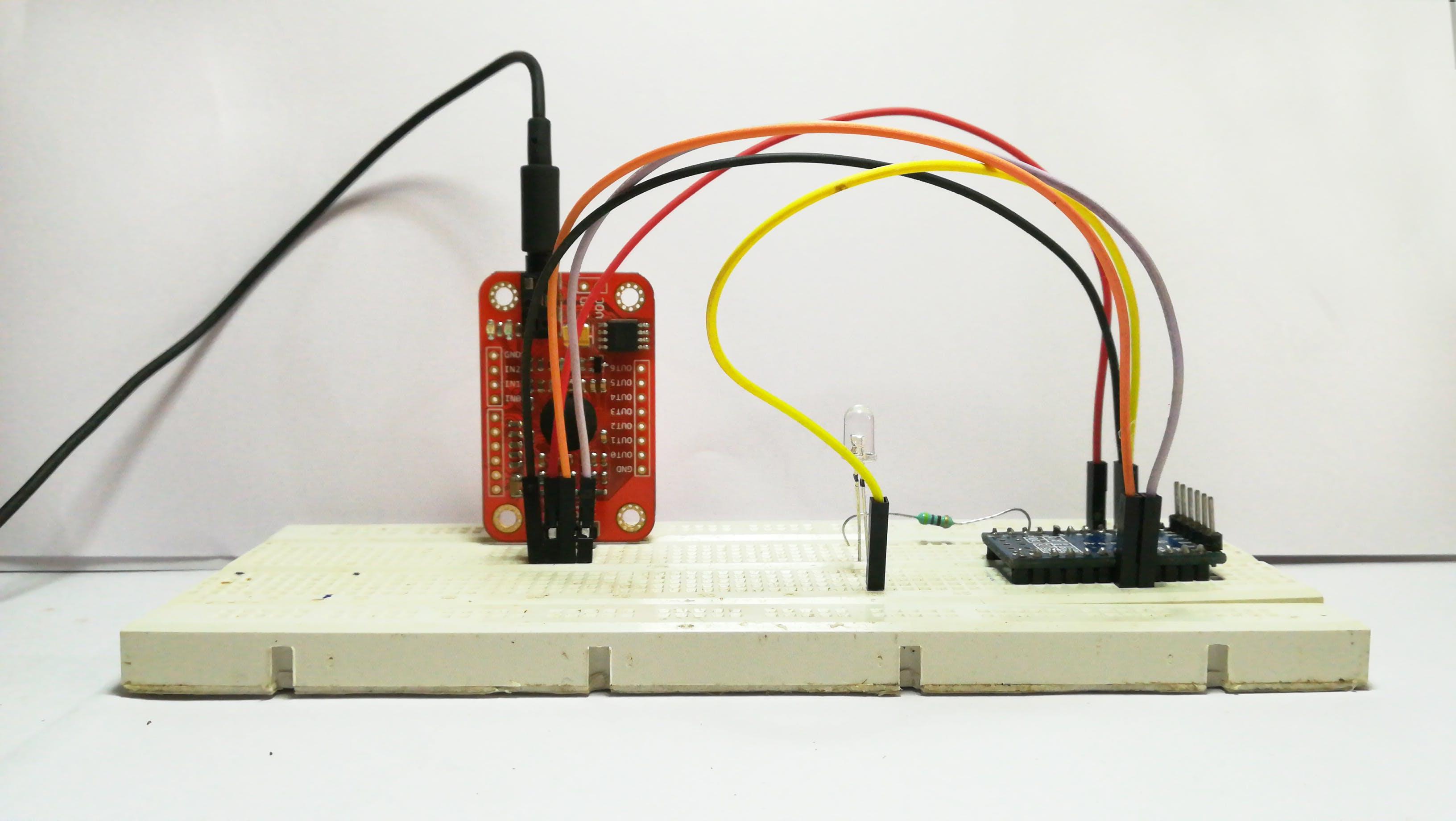Breadboard Prototype