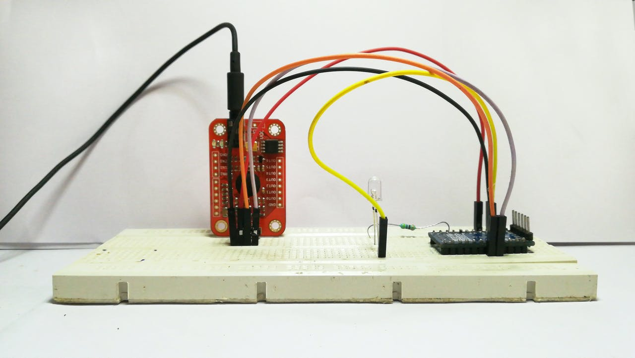 Voice Recognition With Elechouse V3 And Arduino Table Fan Motor Wiring Diagram Get Free Image About