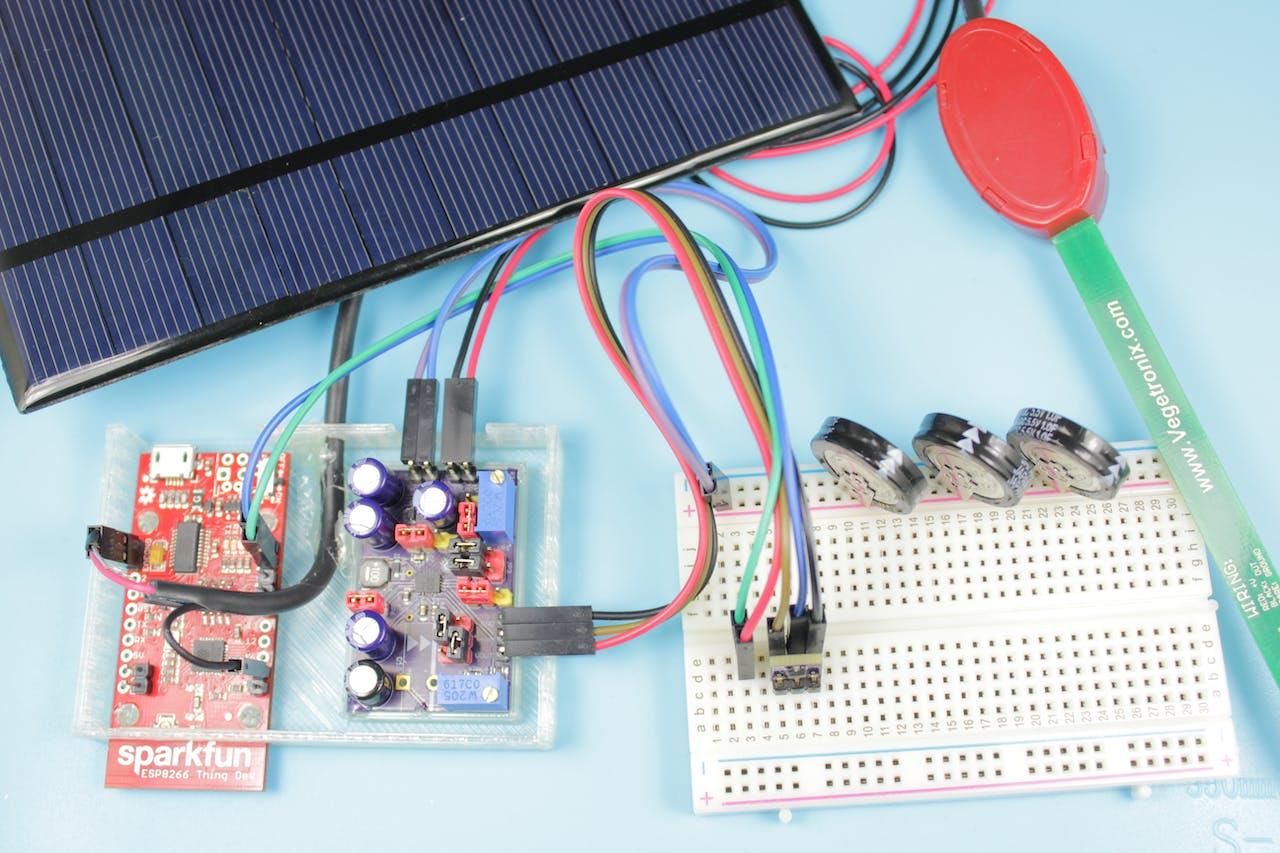 IoT Energy Harvester Using Cayenne - Hackster io