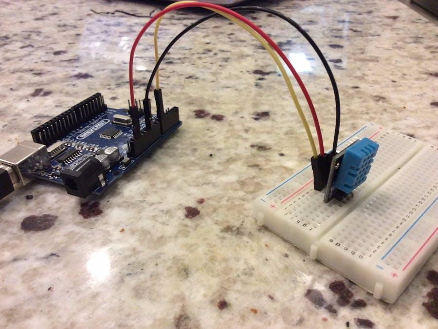 DHT11 Temperature/Humidity Sensor