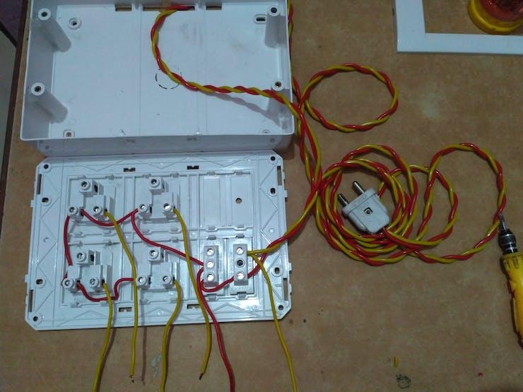 Smart Power Strip - Hackster.io