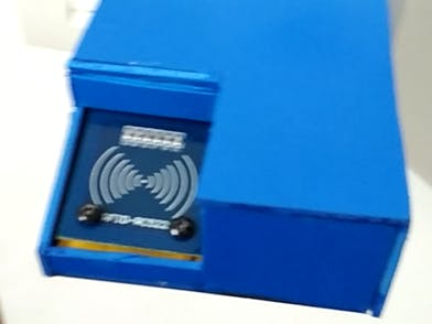RFID Based Attendance Monitoring System Using Cayenne