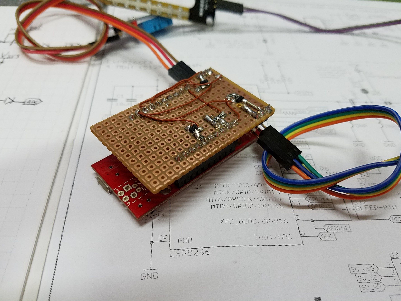 Universal Board Prototype